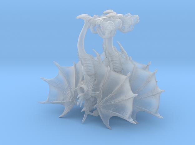 Alien Bug Syren x3 in Smooth Fine Detail Plastic