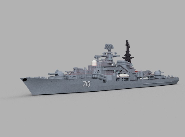 1/1800 RFS Bystryy in Smooth Fine Detail Plastic