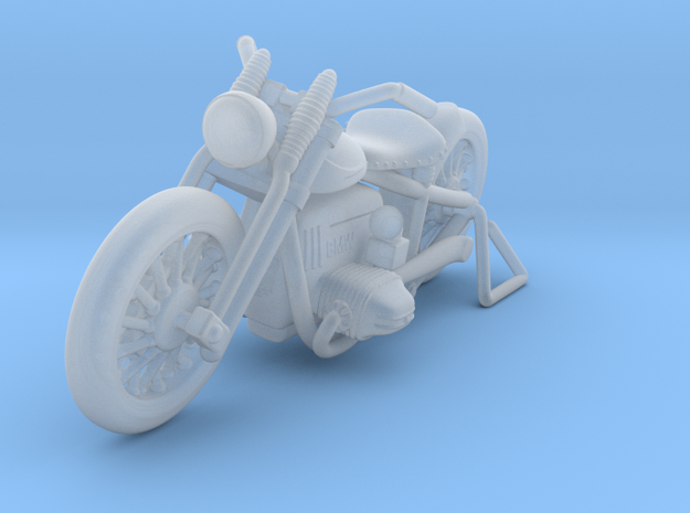 Classic Bobber  1: 87  HO in Smooth Fine Detail Plastic