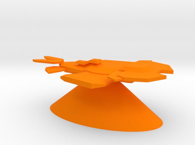 Cardassian Union - Boknor in Orange Processed Versatile Plastic