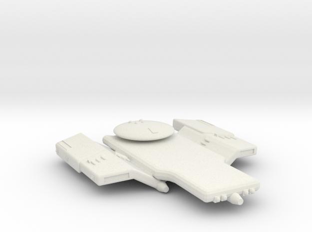 3125 Scale Bolosco Guild Cruiser MGL in White Natural Versatile Plastic