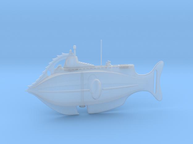 WayneO_Animorph_Nautilus_The_Big_Squeeze in Smooth Fine Detail Plastic