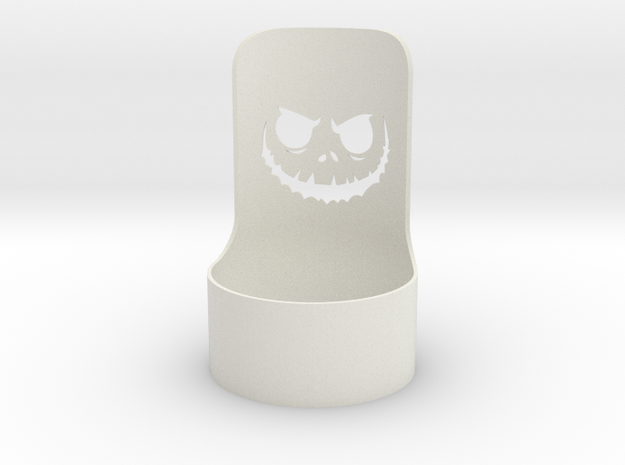 halloween tealight  in White Natural Versatile Plastic