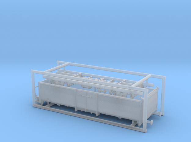 Omm 52 DB mit Bremserbühne in Smooth Fine Detail Plastic