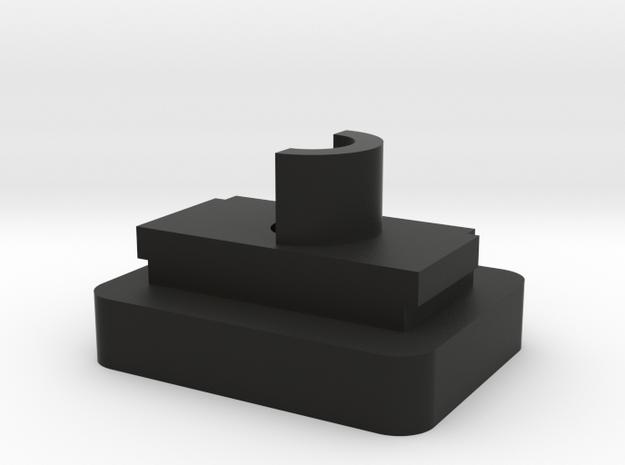 Dewalt 611 Switch Filler in Black Natural Versatile Plastic