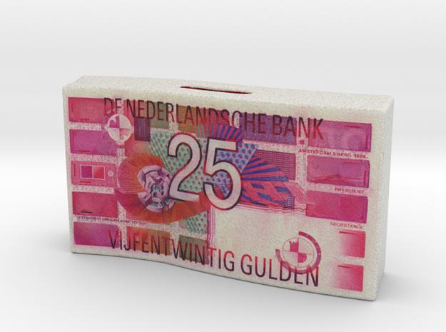 Spaarpot 25 Gulden