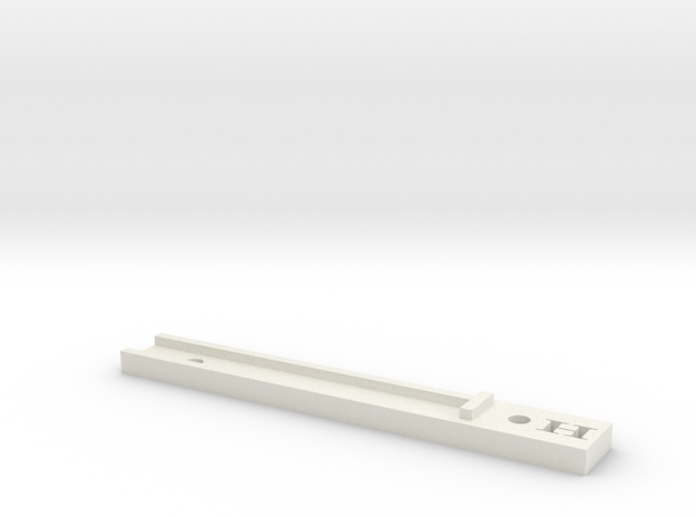 CM-15-H in White Natural Versatile Plastic