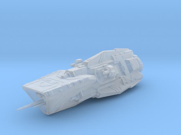 Morrigan_corvette in Smooth Fine Detail Plastic