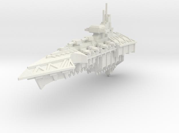 Crucero Pesado clase Acheron in White Natural Versatile Plastic