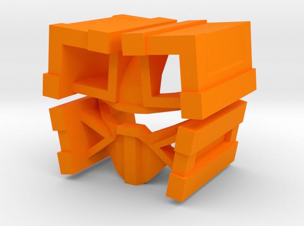 kirik G1 in Orange Processed Versatile Plastic