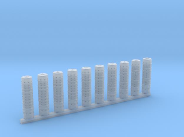 """1/64 Tile Riser 8"""""""