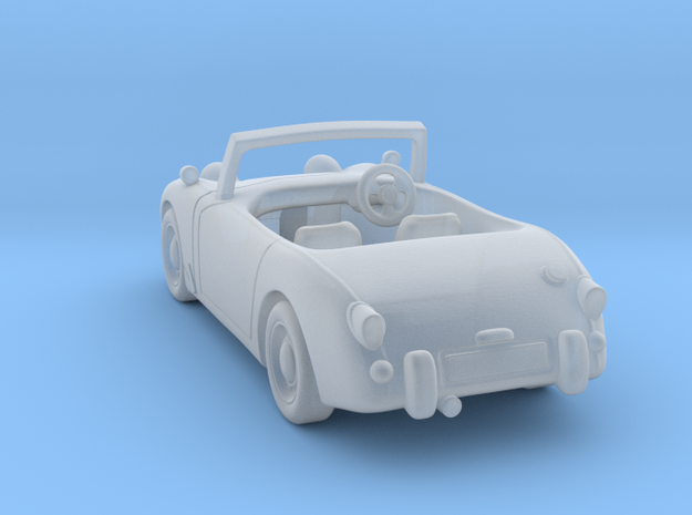 Austin Healey Spirite  1:120 TT in Smooth Fine Detail Plastic