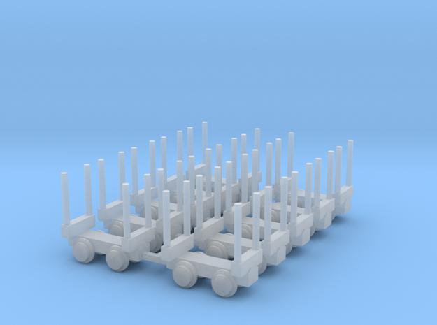 Ketscher V4 - 10erSet - TTf 1:120 in Smooth Fine Detail Plastic