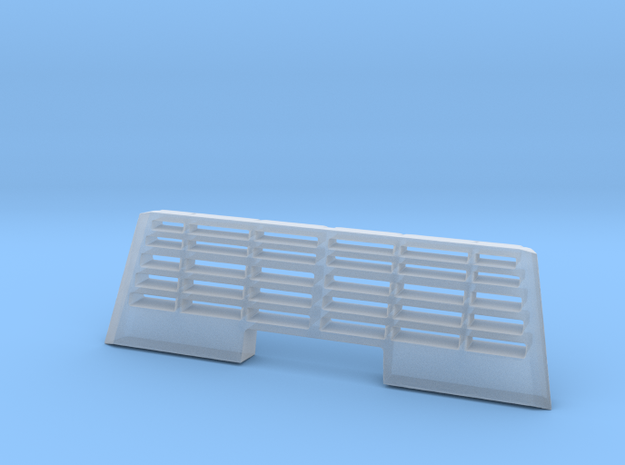 grid snow holders for er 2t soviet electric train in Smoothest Fine Detail Plastic: 1:160 - N