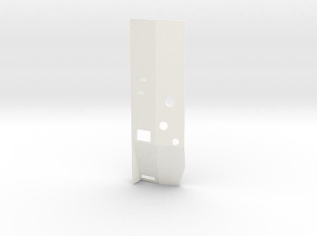 1.6 A10 MIBO COCKPIT (F) in White Processed Versatile Plastic