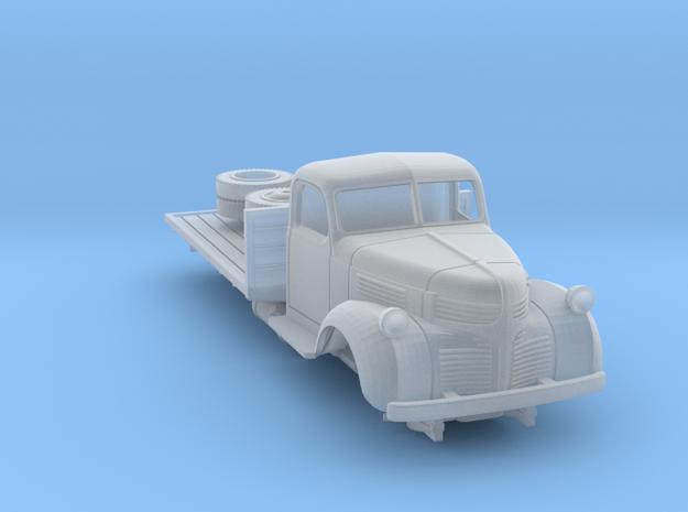 Dodge flatbed truck 1940 - HO 1:87