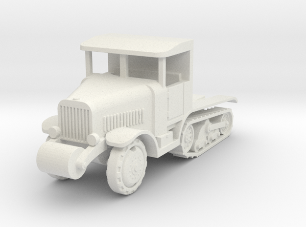 Somua MCG heavy art. tractor  1:87