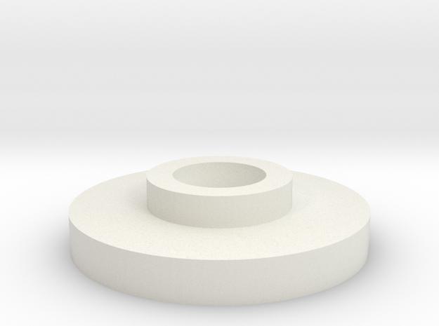 Infenro Jack in White Natural Versatile Plastic