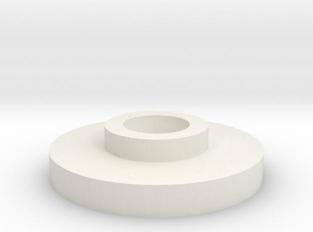 Inferno Jack 90 in White Natural Versatile Plastic
