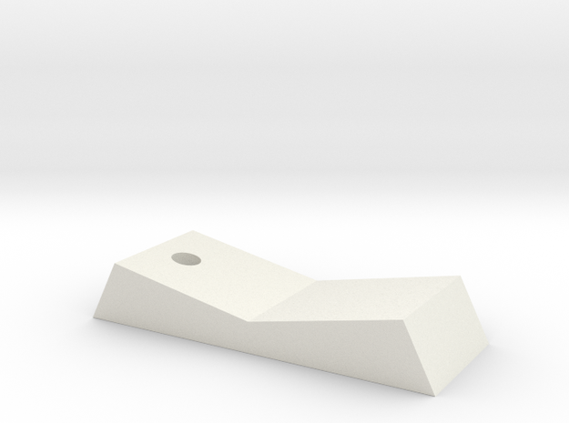 Inferno Switch 3mm 90 in White Natural Versatile Plastic