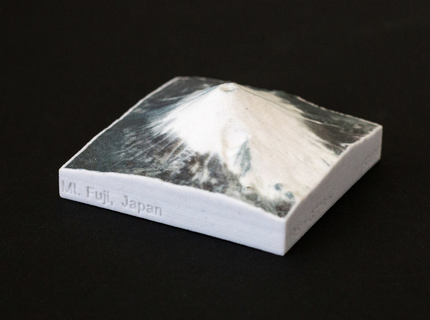 Mt. Fuji, Japan, 1:150000 Explorer in Full Color Sandstone