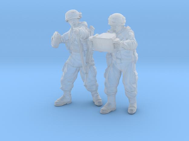 Rebel Ordnance Operators in Smoothest Fine Detail Plastic