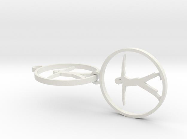 yoga20 in White Natural Versatile Plastic