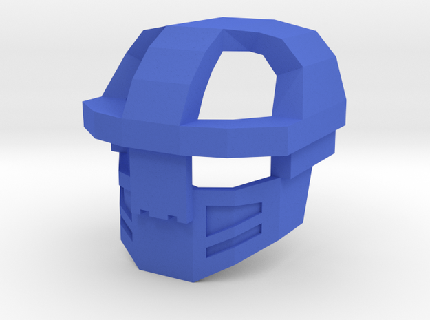 komau in Blue Processed Versatile Plastic
