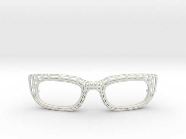 frame modern in White Natural Versatile Plastic