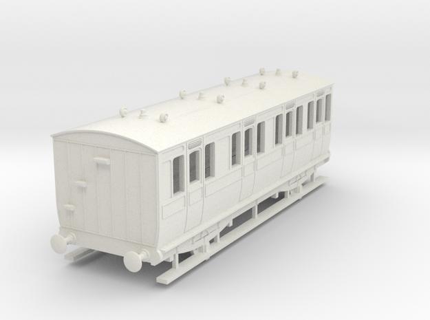 o-76-ger-kesr-4w-comp-coach-no22-1 in White Natural Versatile Plastic