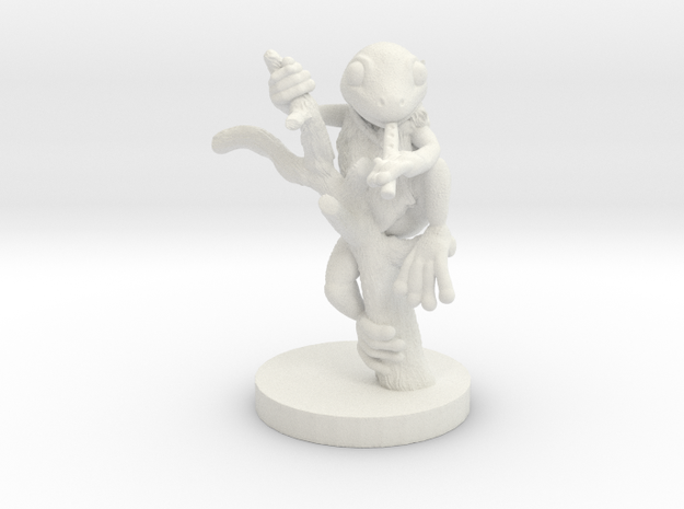 Grung with Blowpipe (small humanoid)