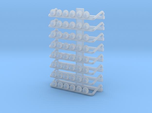 1/87 LB/V/4r in Smoothest Fine Detail Plastic