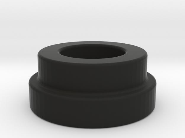 VFC to Guarder G17 Springguide Adapter in Black Natural Versatile Plastic