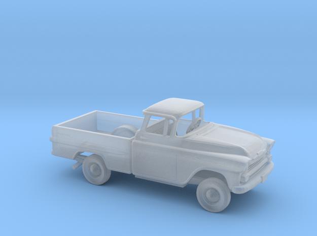 1/87 1958 Chevrolet Apache Regular Bed Kit in Smooth Fine Detail Plastic