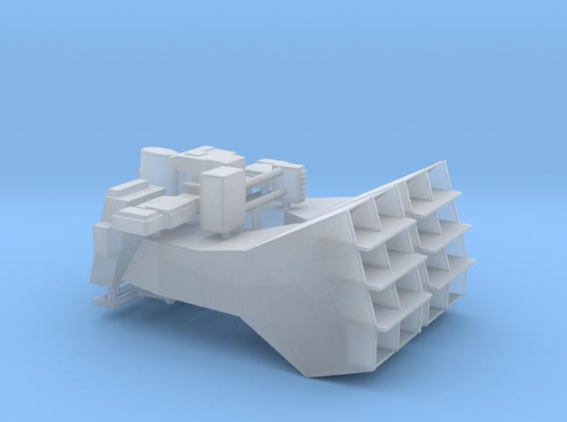 1/24 BTTF parts 3 in Smooth Fine Detail Plastic