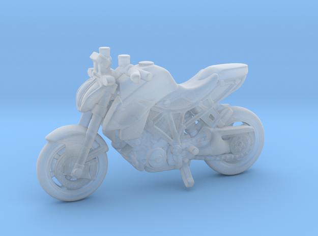 KTM 1290 Super Duke 1:87 HO in Smooth Fine Detail Plastic