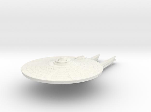 2500 Harocles class in White Natural Versatile Plastic