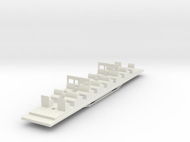 VR APL/BPL Chassis in White Natural Versatile Plastic