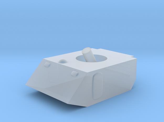 Vixen Small Grav Mortar 1:100 15mm in Smoothest Fine Detail Plastic
