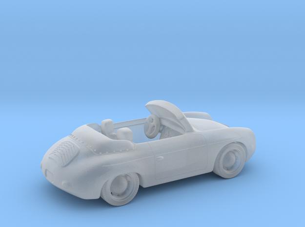 Porsche 356  1:160 N in Smooth Fine Detail Plastic