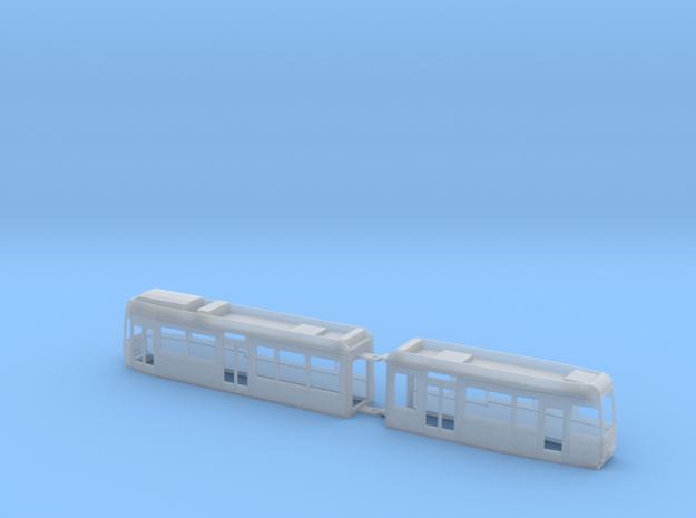 Leipzig Leoliner Prototyp NGTW6-P in Smooth Fine Detail Plastic: 1:120 - TT