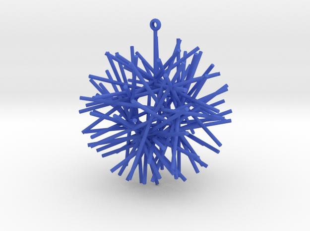 2014: Radiant Tanget in Blue Processed Versatile Plastic