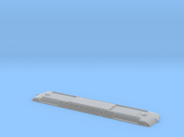 ÖBB 1144 Dach Scale TT in Smooth Fine Detail Plastic