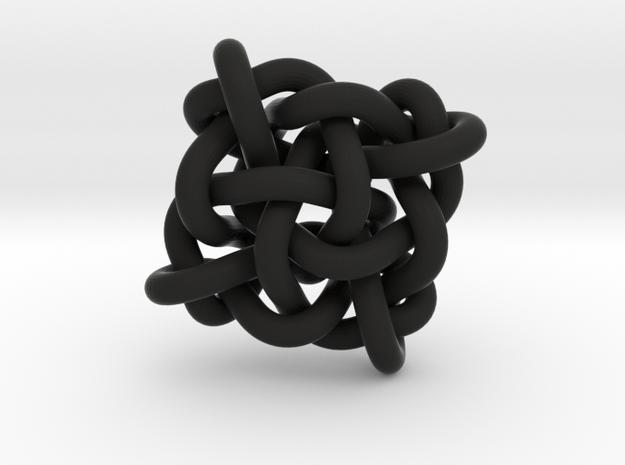 B&G Knot 22 in Black Natural Versatile Plastic