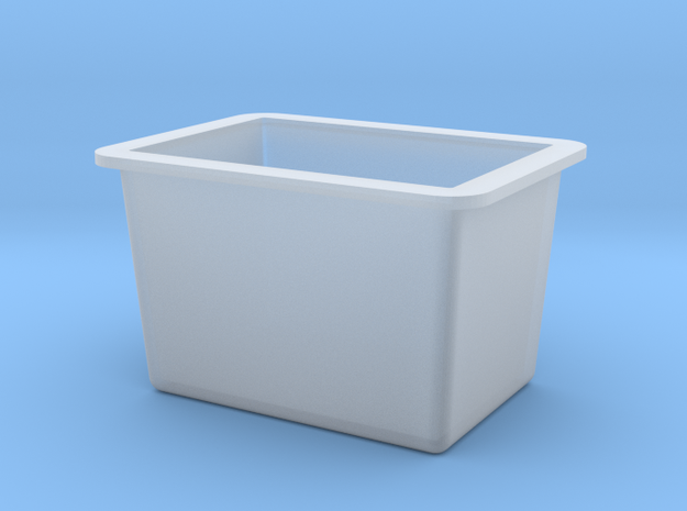 Streugutbehälter in Smooth Fine Detail Plastic
