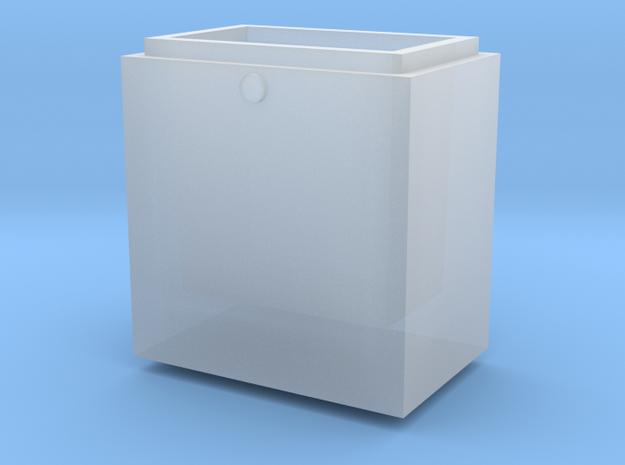 Behälter RobiDog in Smooth Fine Detail Plastic