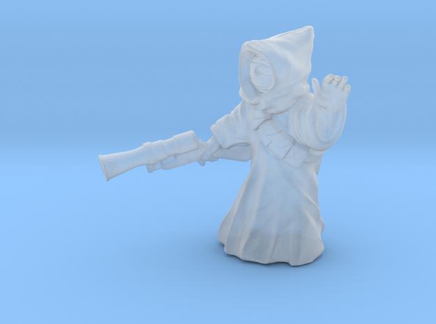 Desert Scrapper 3 in Smoothest Fine Detail Plastic