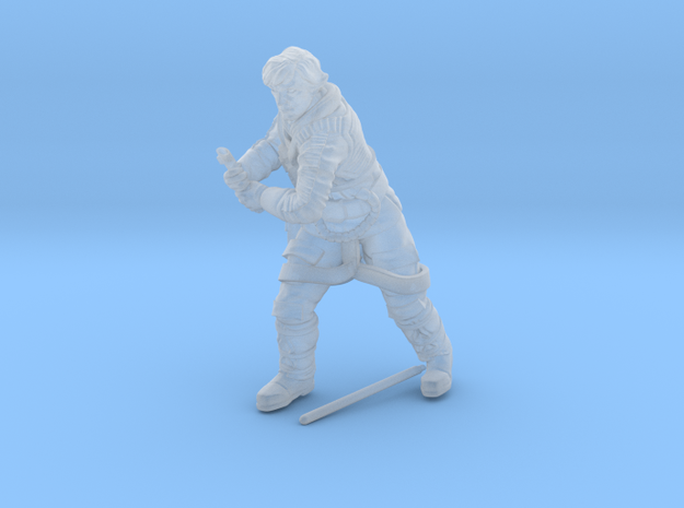 Prodigal son Coldweather in Smoothest Fine Detail Plastic
