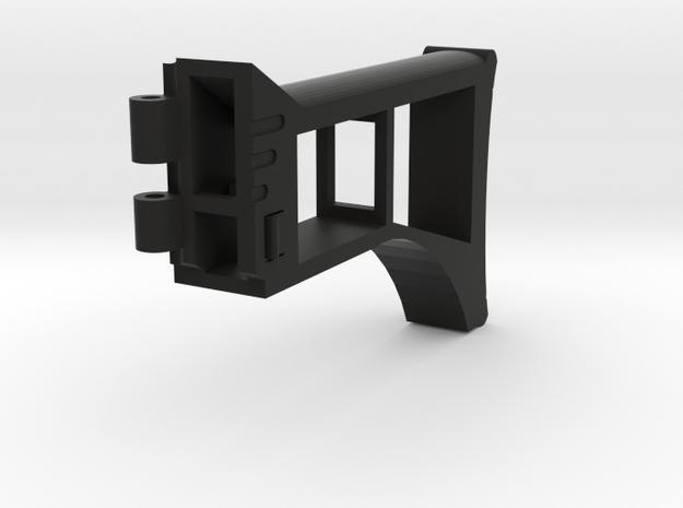 G36 Short Shoulder Stock in Black Natural Versatile Plastic