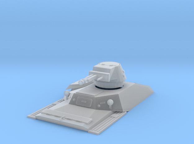 PV190D T-40 - Waterline (1/72) in Smooth Fine Detail Plastic